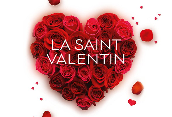 L Histoire Continue Menu De La Saint Valentin